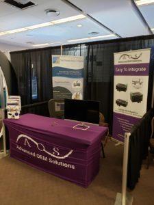 AOS Exhibits at IPEIA 2019 Conference